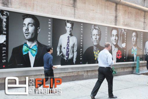 Banner Grip Frame, Billboard Mounting System, Banner Sign, Aluminum Banner Frame, Black Banner Frame, Silver Banner Frames