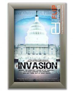 Flip up Poster Frame – Invasion 2013