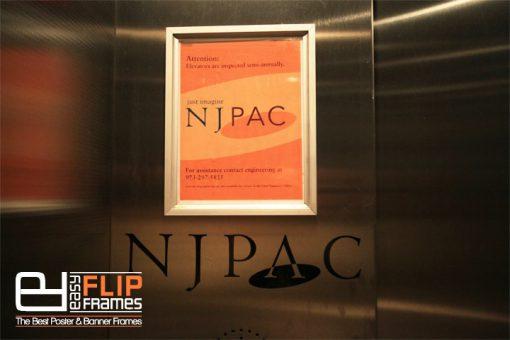 Top Loading Frame, Elevator Sign Frames, Ad Frame,